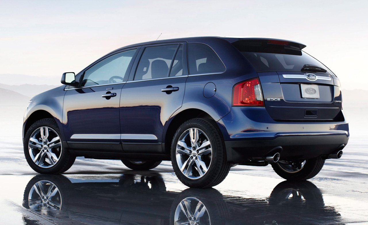 Ford Edge image #5