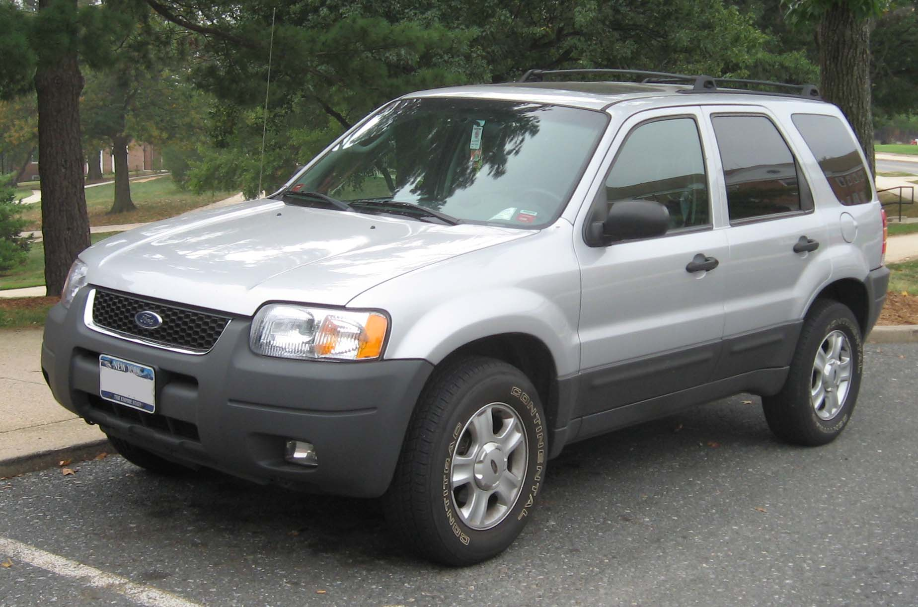 Ford Escape photo 03