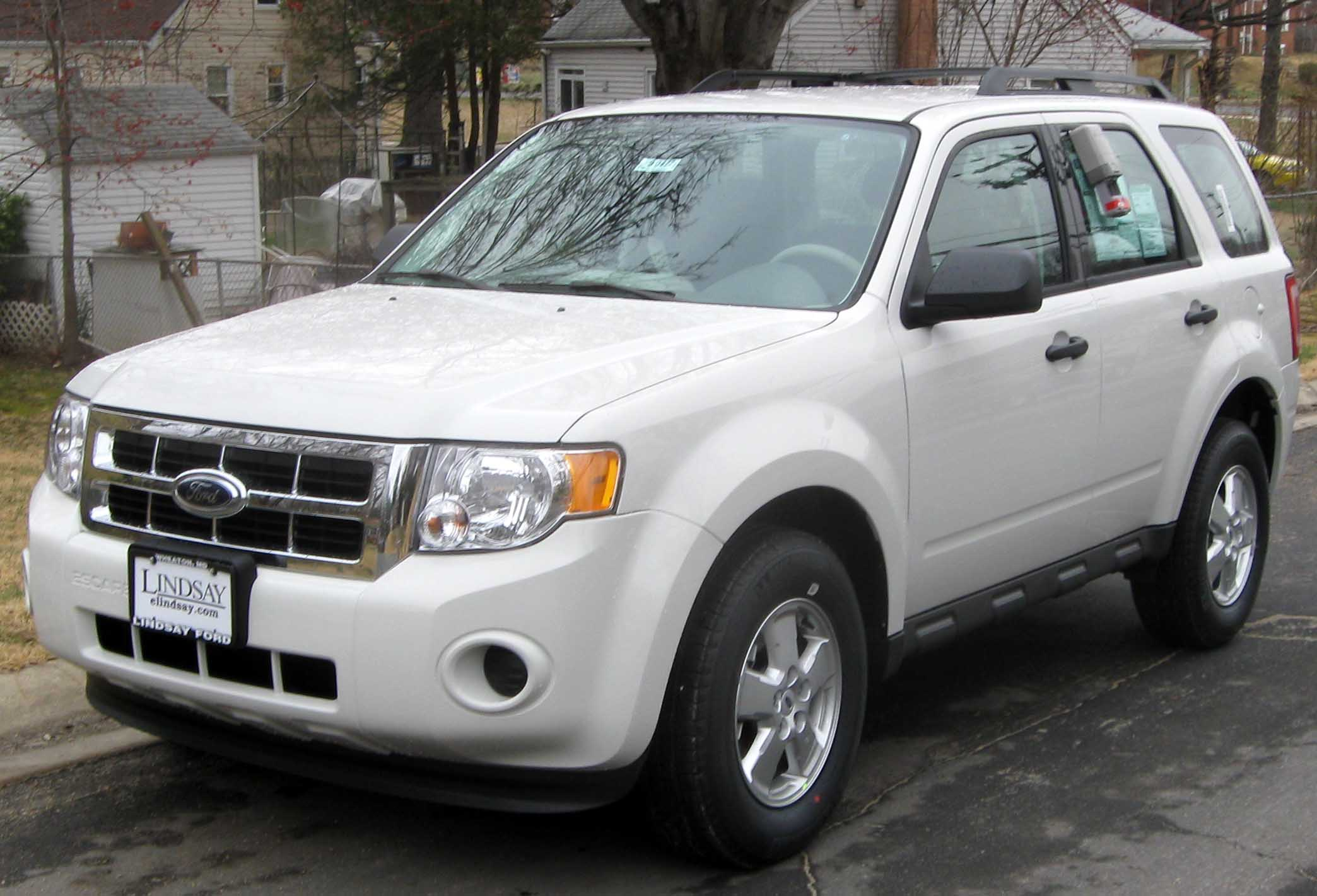 Ford Escape photo 07