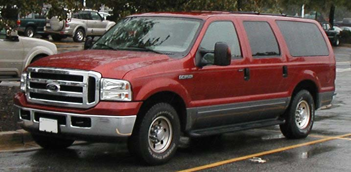Ford Excursion photo 02