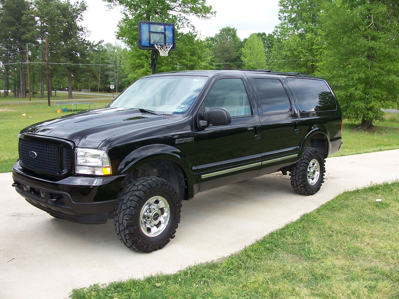 Ford Excursion photo 08