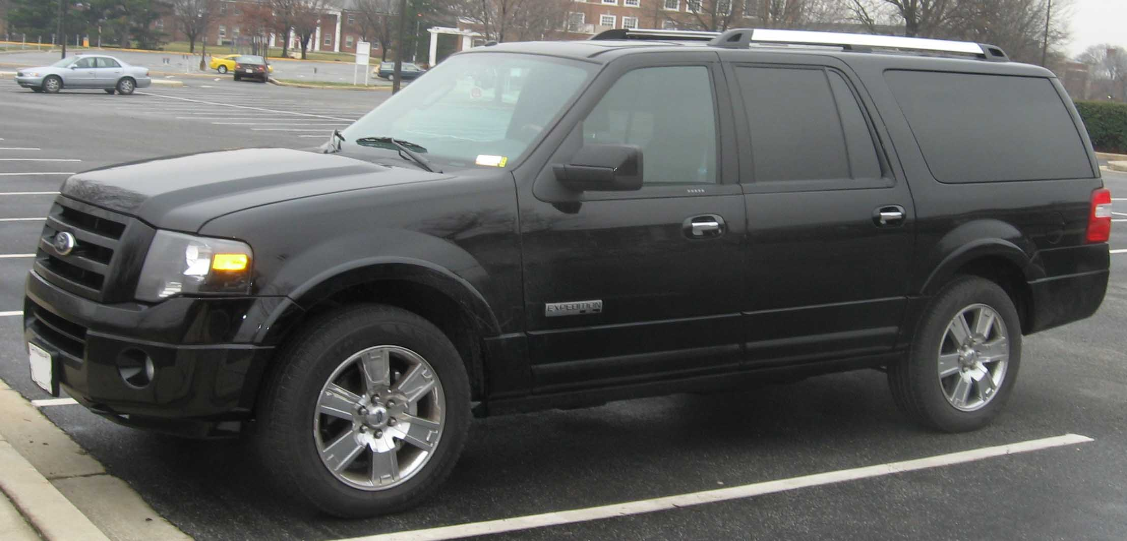 Ford Expedition photo 01