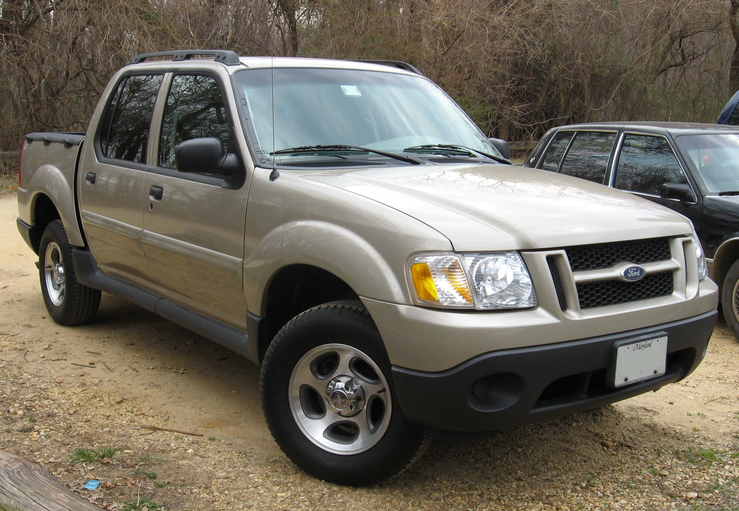 Ford Explorer Sport Trac photo 06