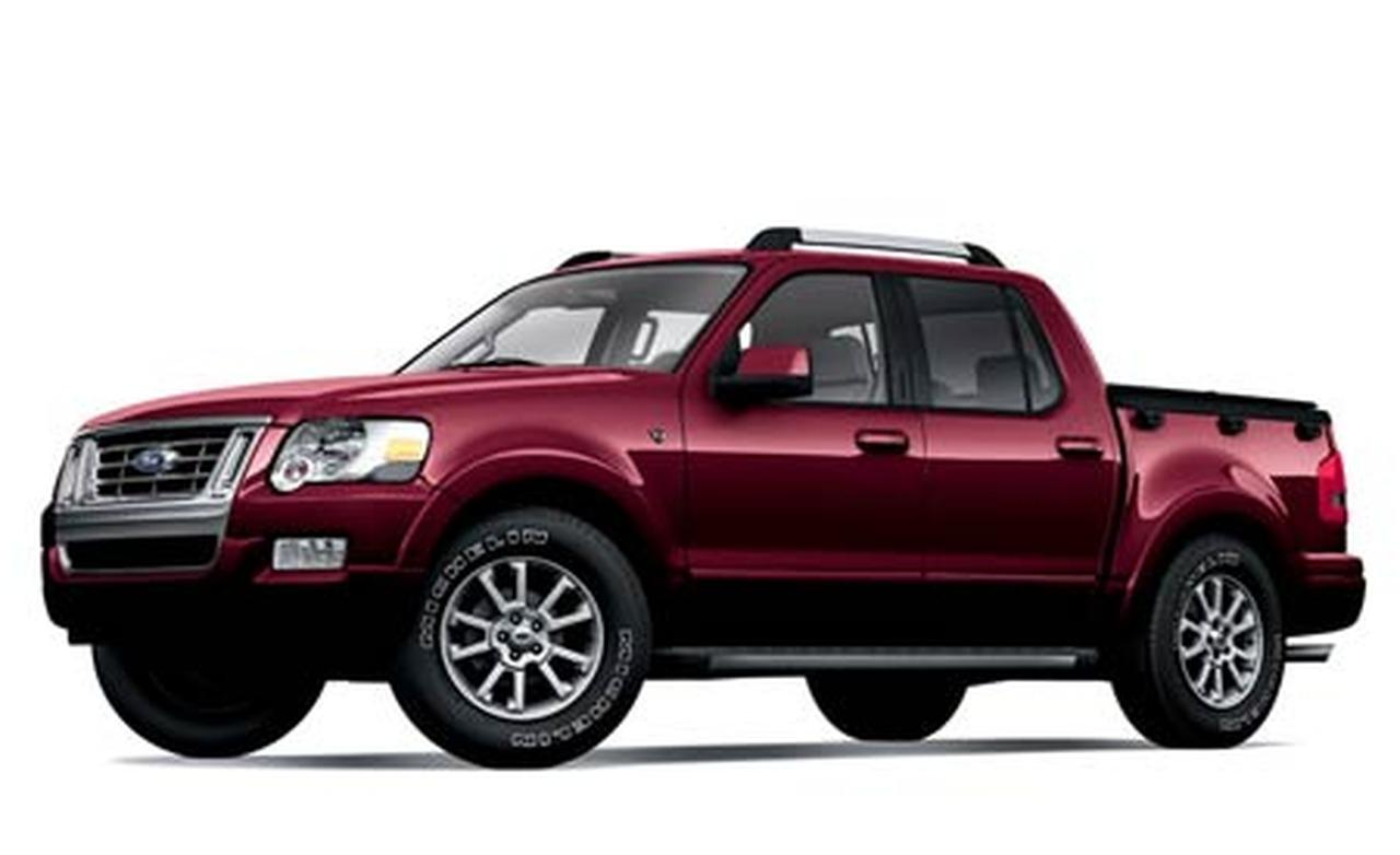Ford Explorer Sport Trac photo 11