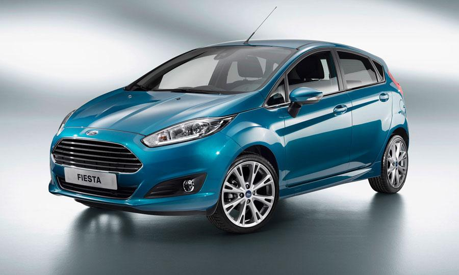 Ford Fiesta photo 02