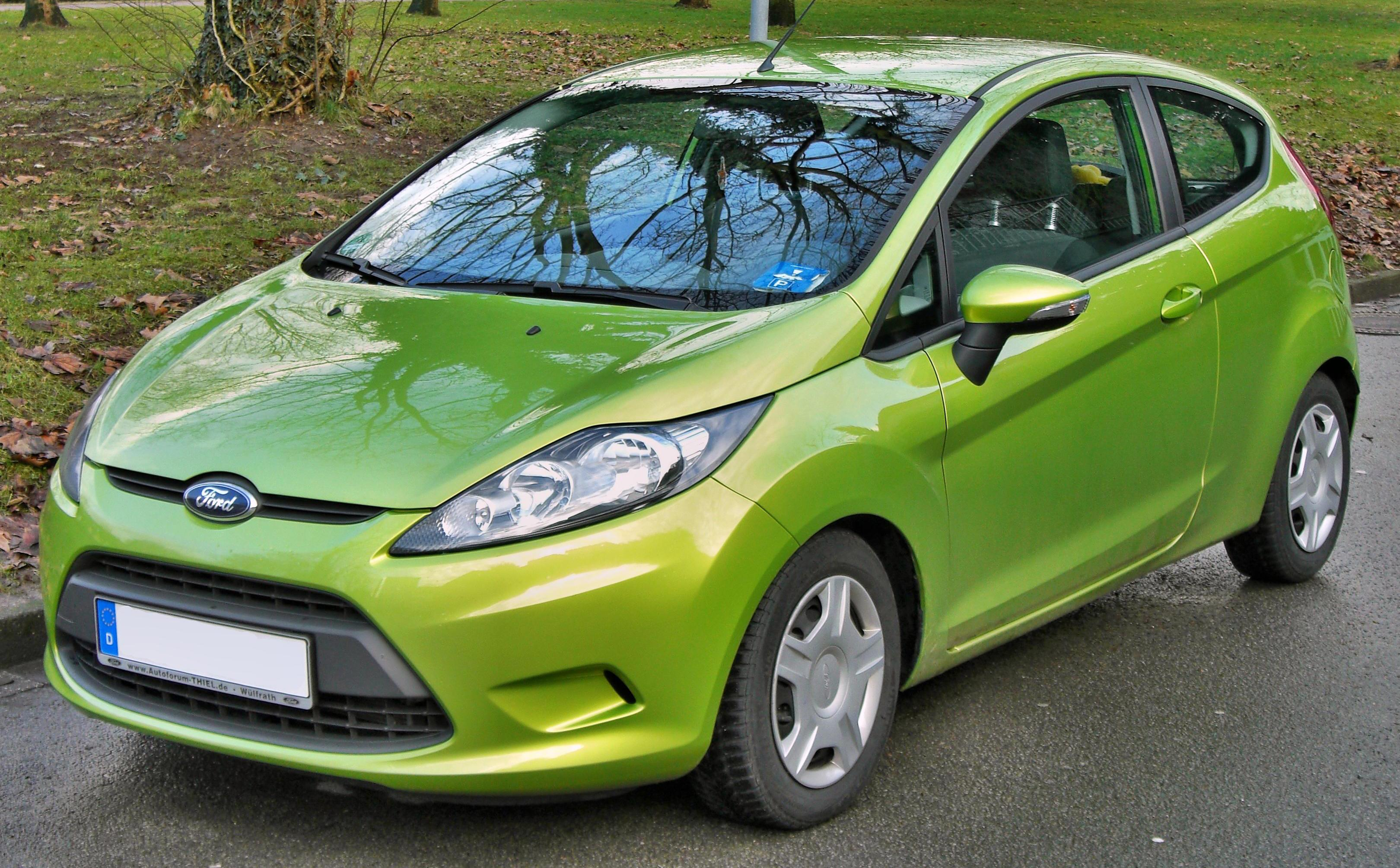 Ford Fiesta photo 04