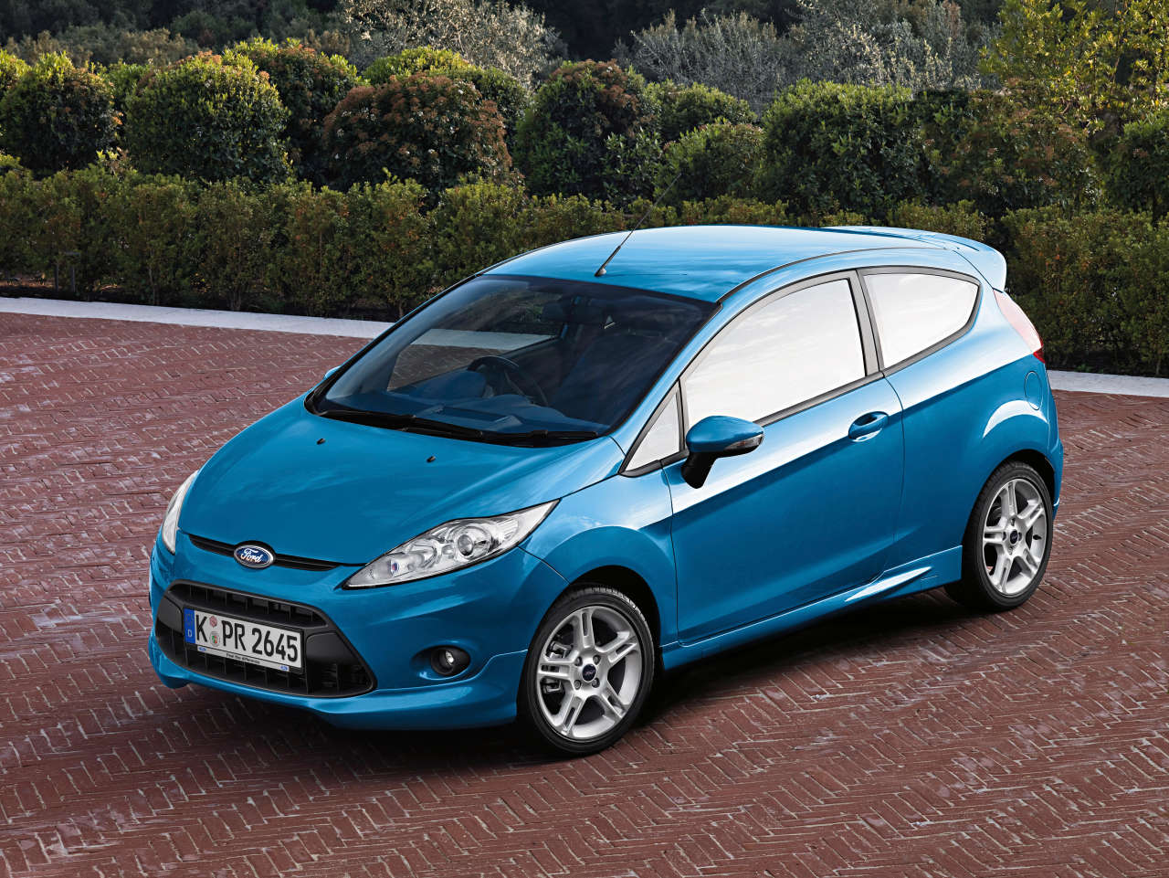 ford fiesta sport s technical details history photos on. Black Bedroom Furniture Sets. Home Design Ideas
