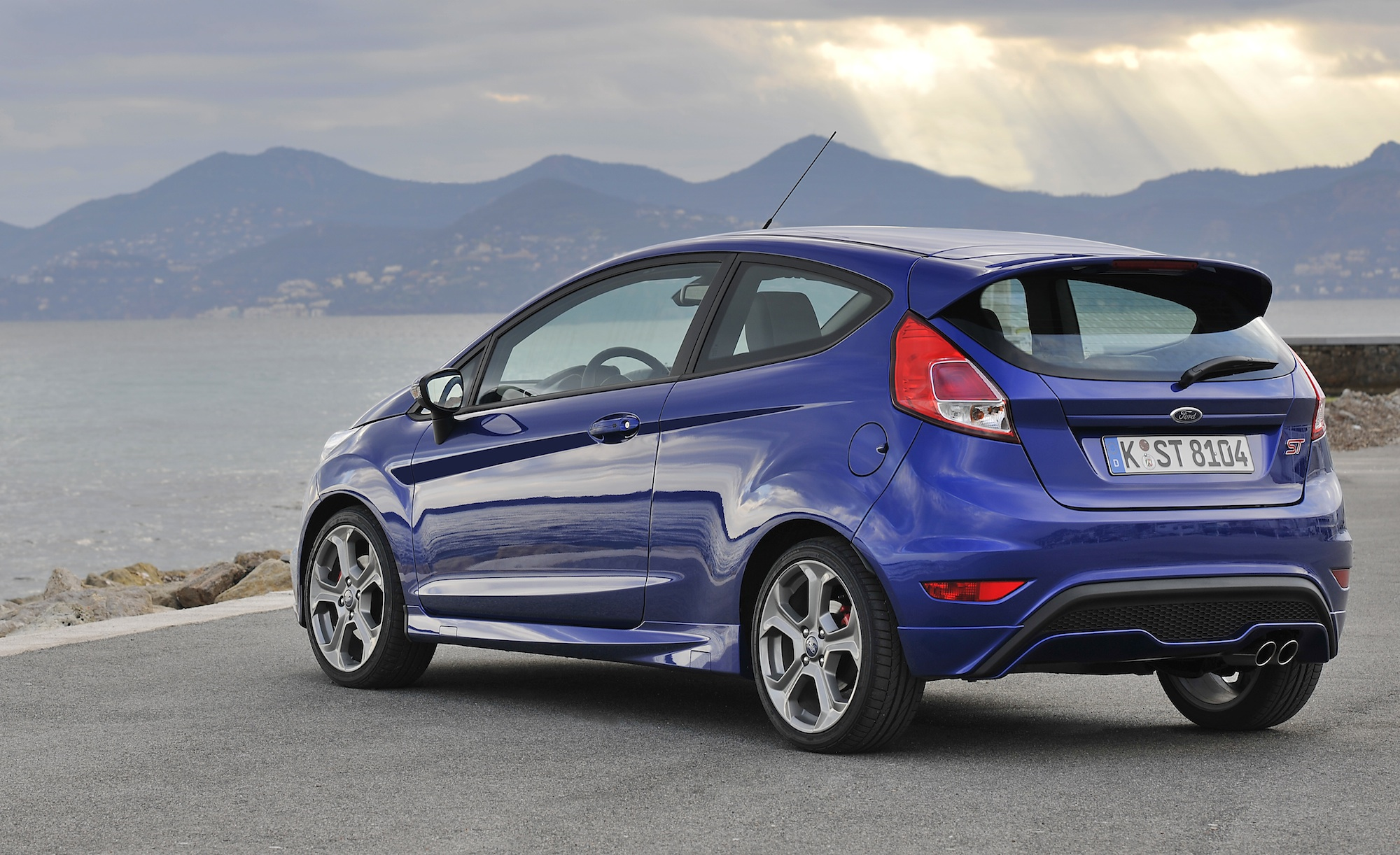 ford fiesta st technical details history photos on better parts ltd. Black Bedroom Furniture Sets. Home Design Ideas