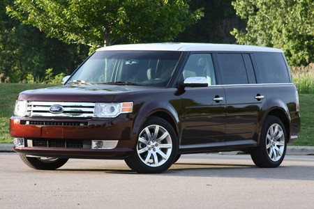 Ford Flex photo 02