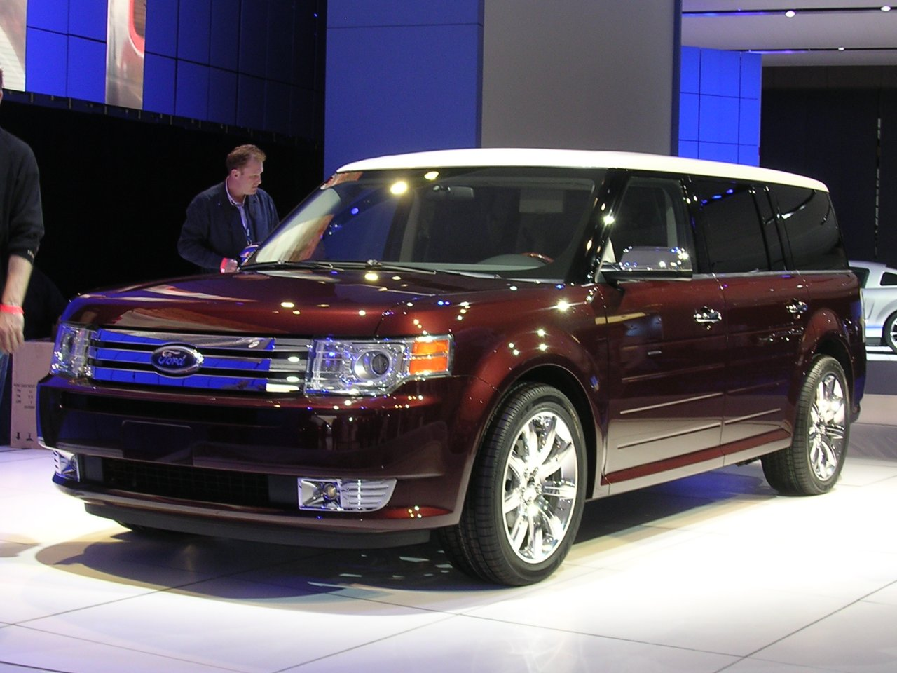 Ford Flex photo 03