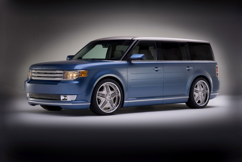 Ford Flex photo 04