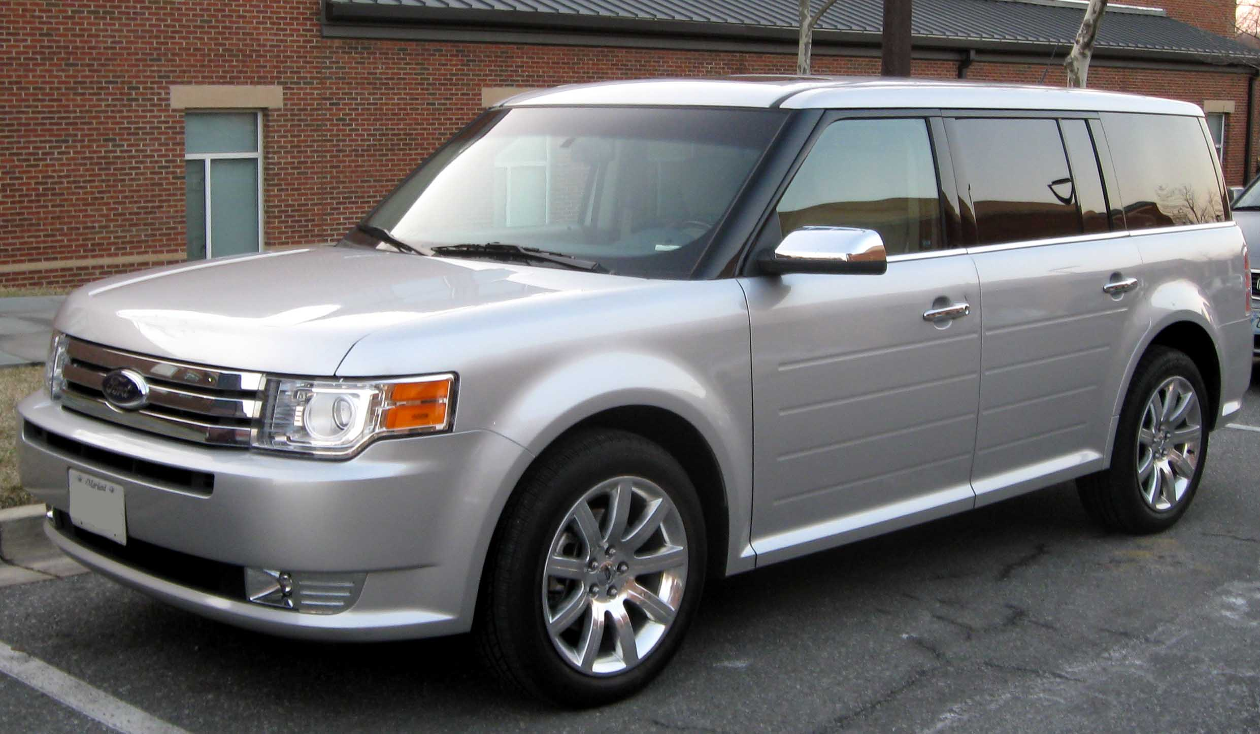 Ford Flex photo 05