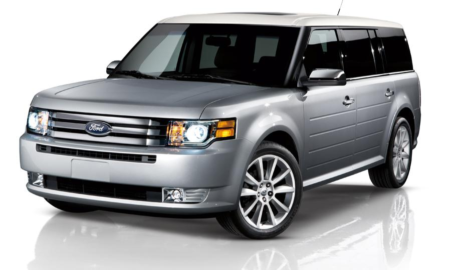 Ford Flex photo 07