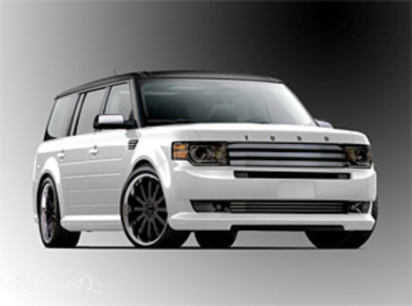 Ford Flex photo 09