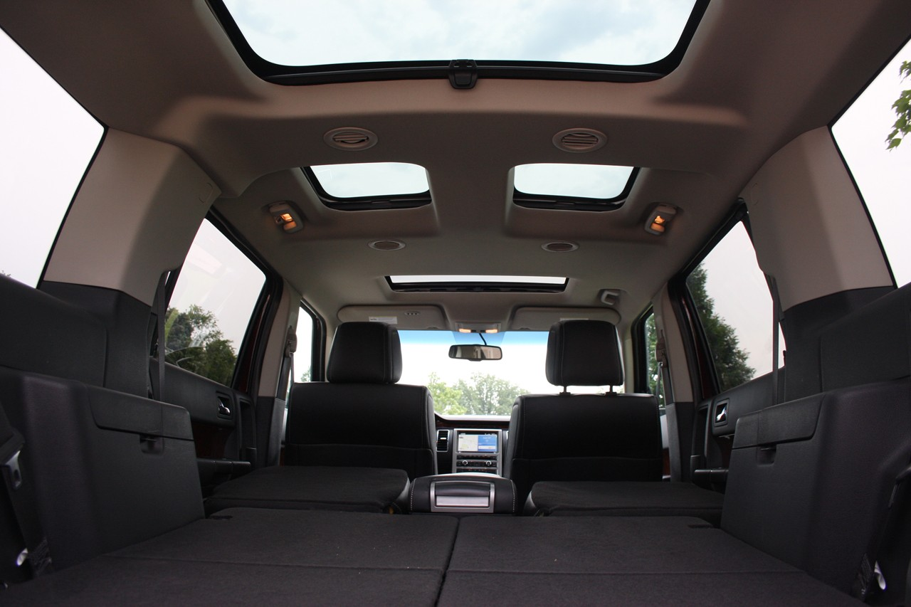 Ford Flex photo 10