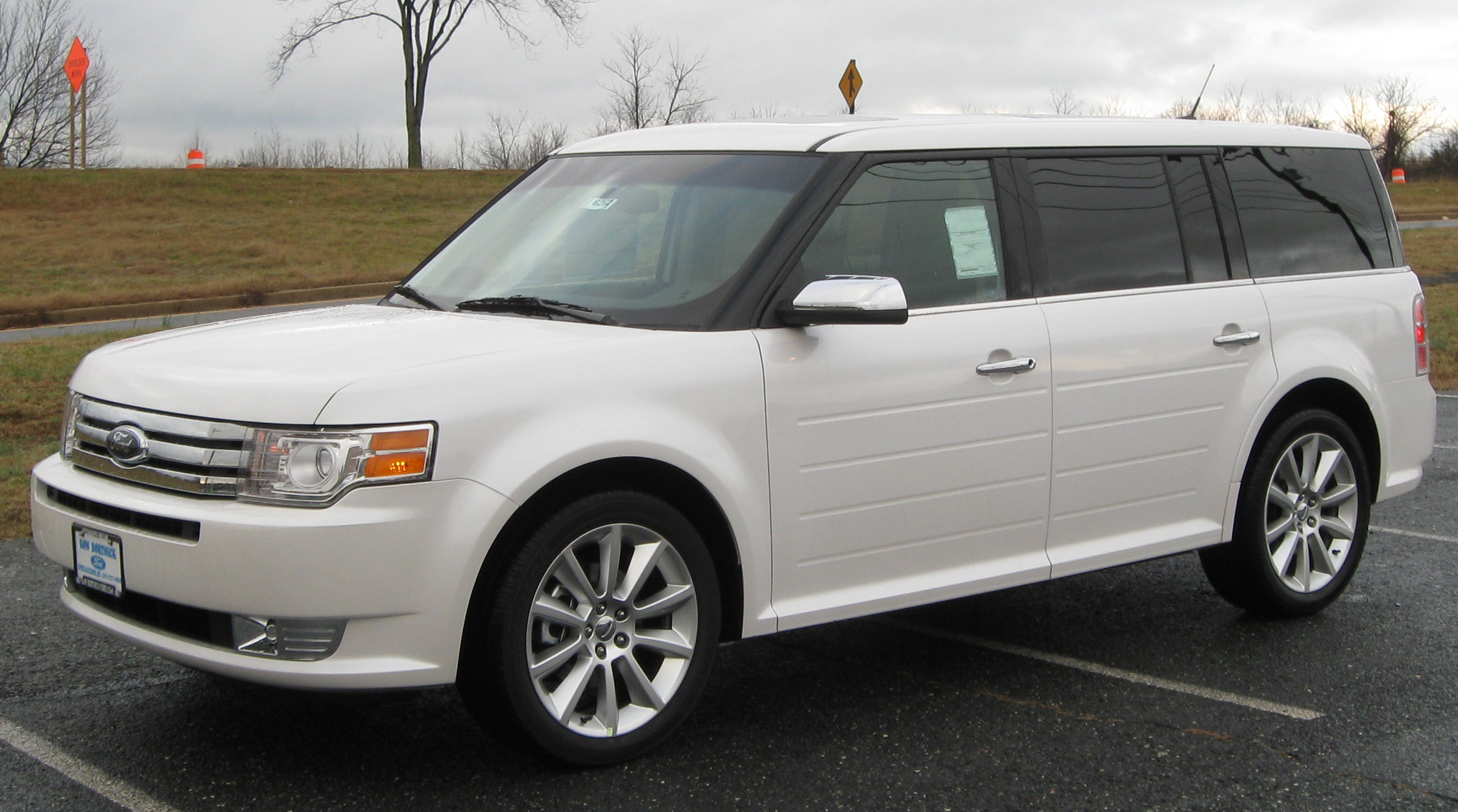 Ford Flex photo 12