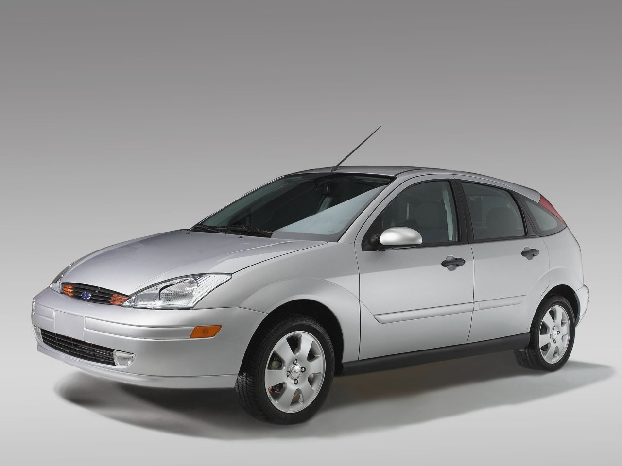 Ford Focus photo 01