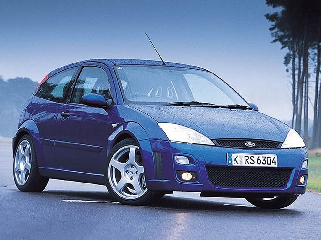 Ford Focus photo 02