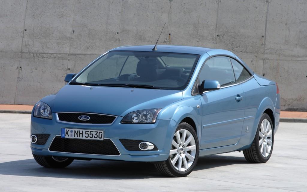 Бампер передний Ford Focus 2 кабриолет купить в Москве на ...