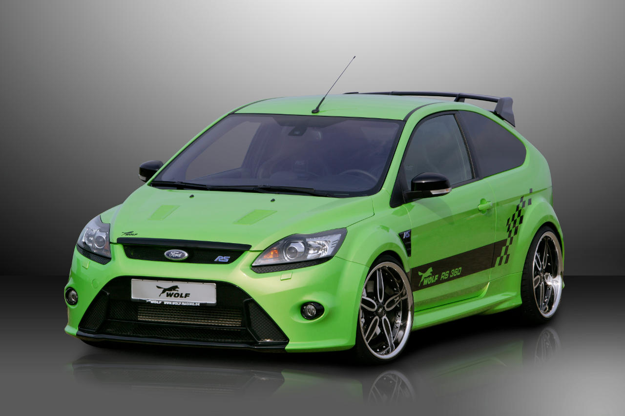Ford Focus RS image #3