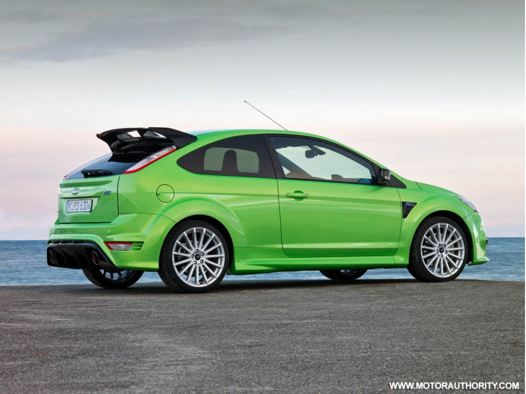 ford focus rs technical details history photos on better parts ltd. Cars Review. Best American Auto & Cars Review