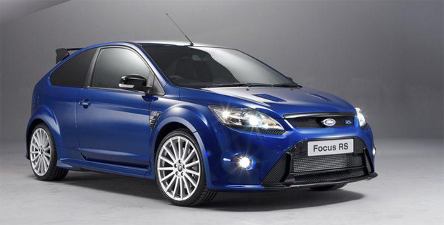 Ford Focus RS image #13