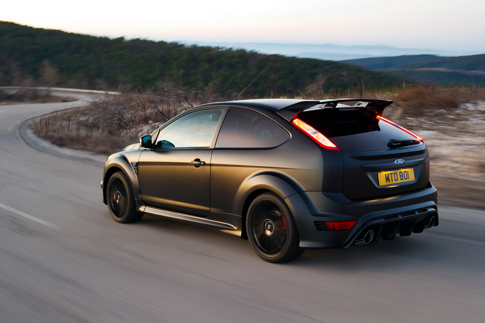 ford focus rs500 technical details history photos on better parts ltd. Black Bedroom Furniture Sets. Home Design Ideas