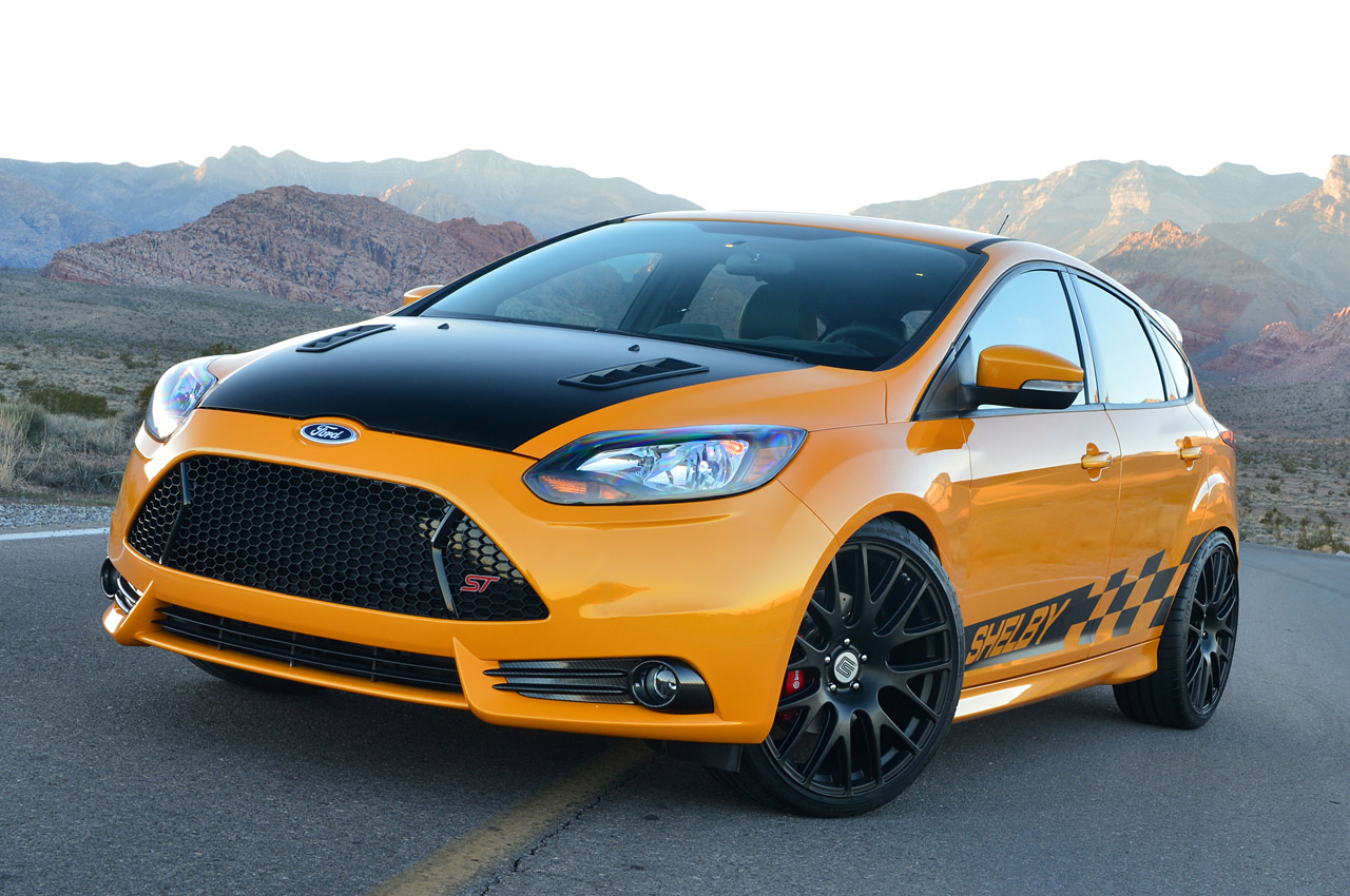 ford focus st technical details history    parts