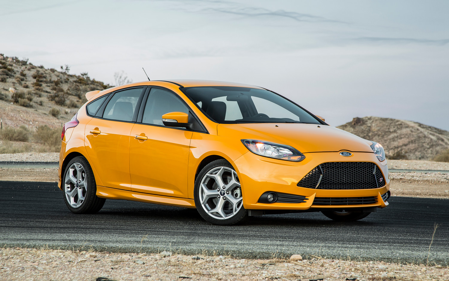 Ford Focus ST image #3