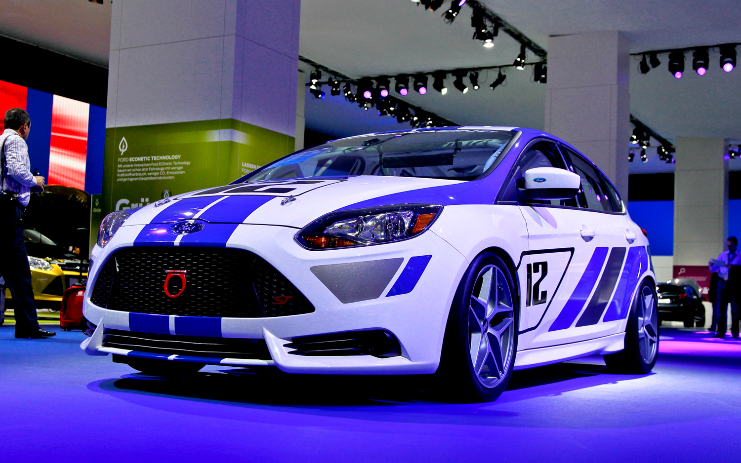 Ford Focus ST image #7