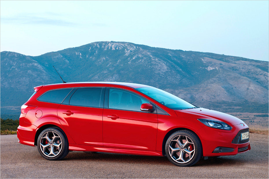 ford focus st turnier technical details history photos on better parts ltd. Cars Review. Best American Auto & Cars Review