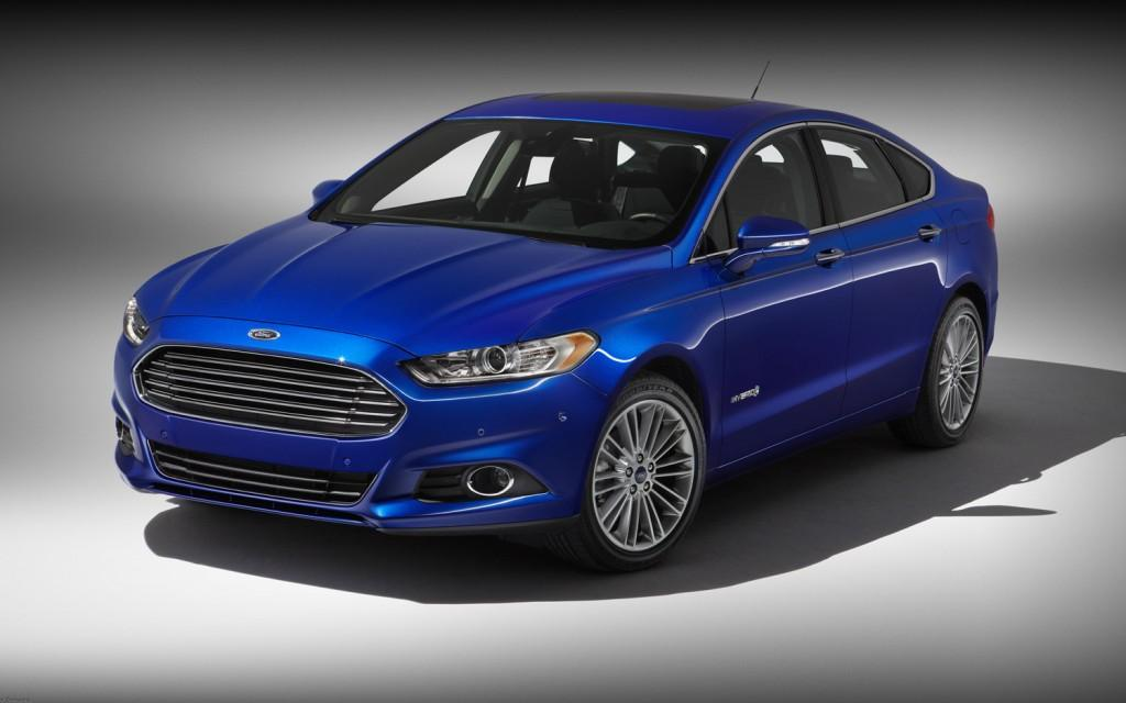 Ford Fusion photo 04