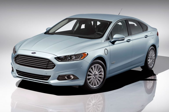 Ford Fusion photo 06