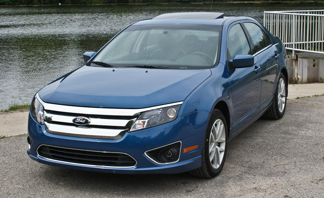 Ford Fusion photo 14