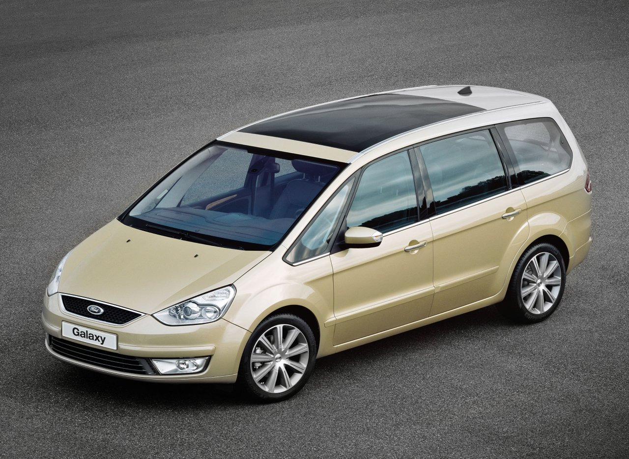 Ford Galaxy photo 01