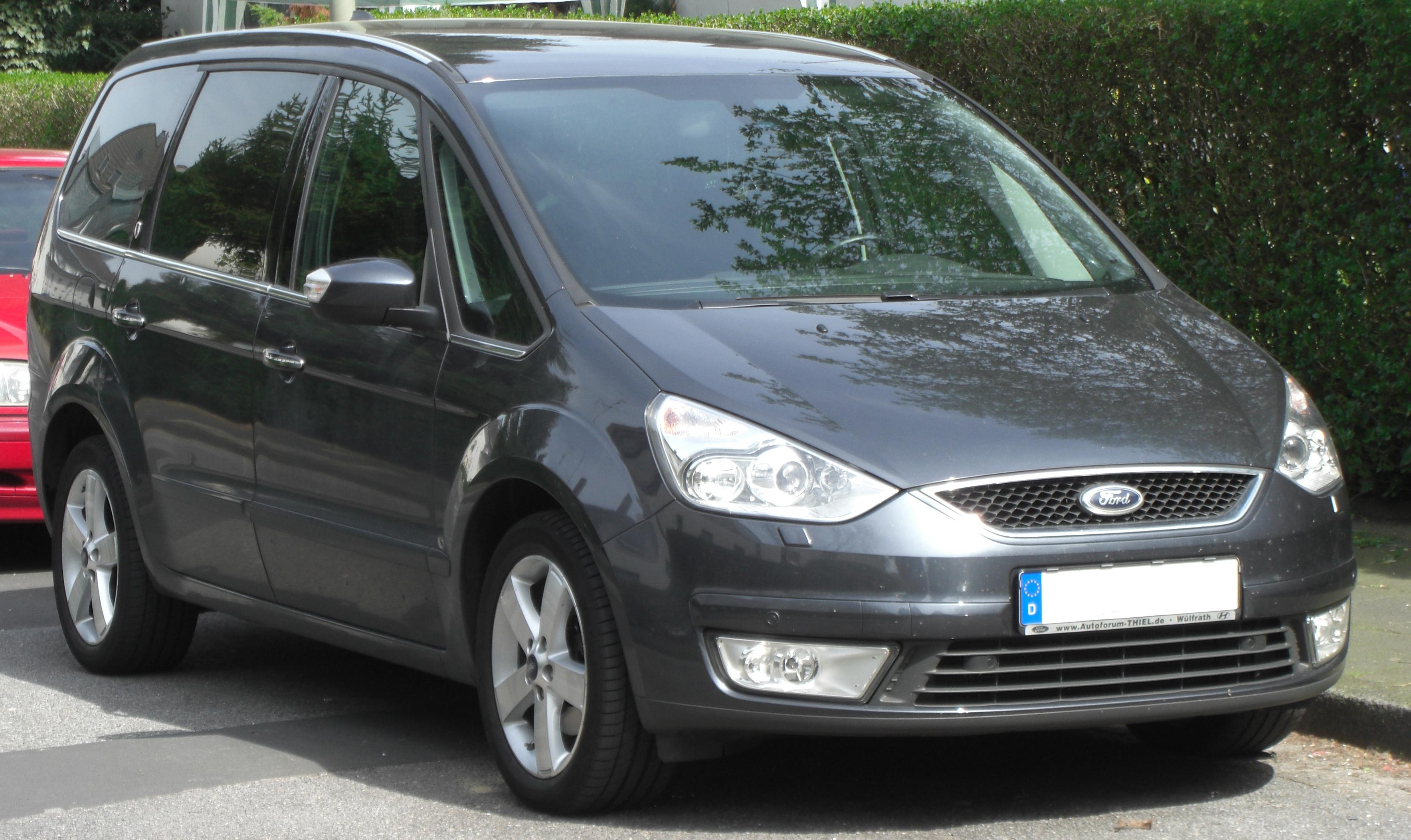 Ford Galaxy photo 03