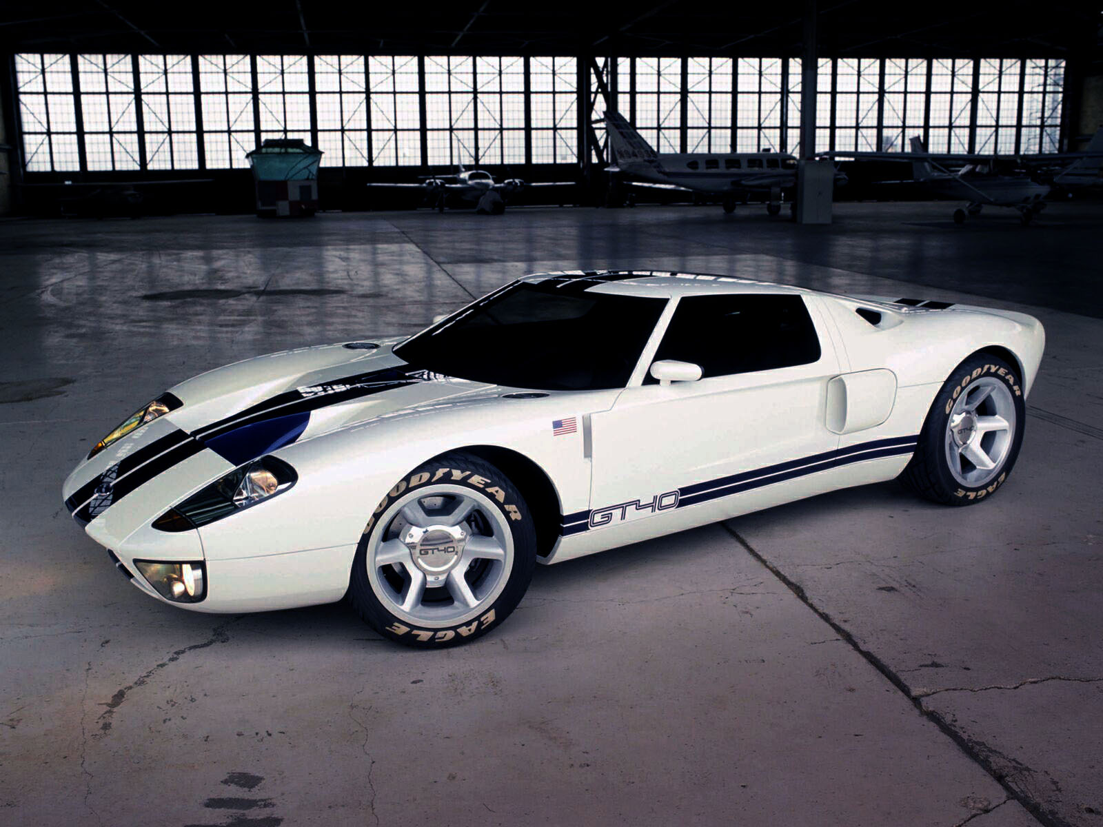 Ford GT photo 01