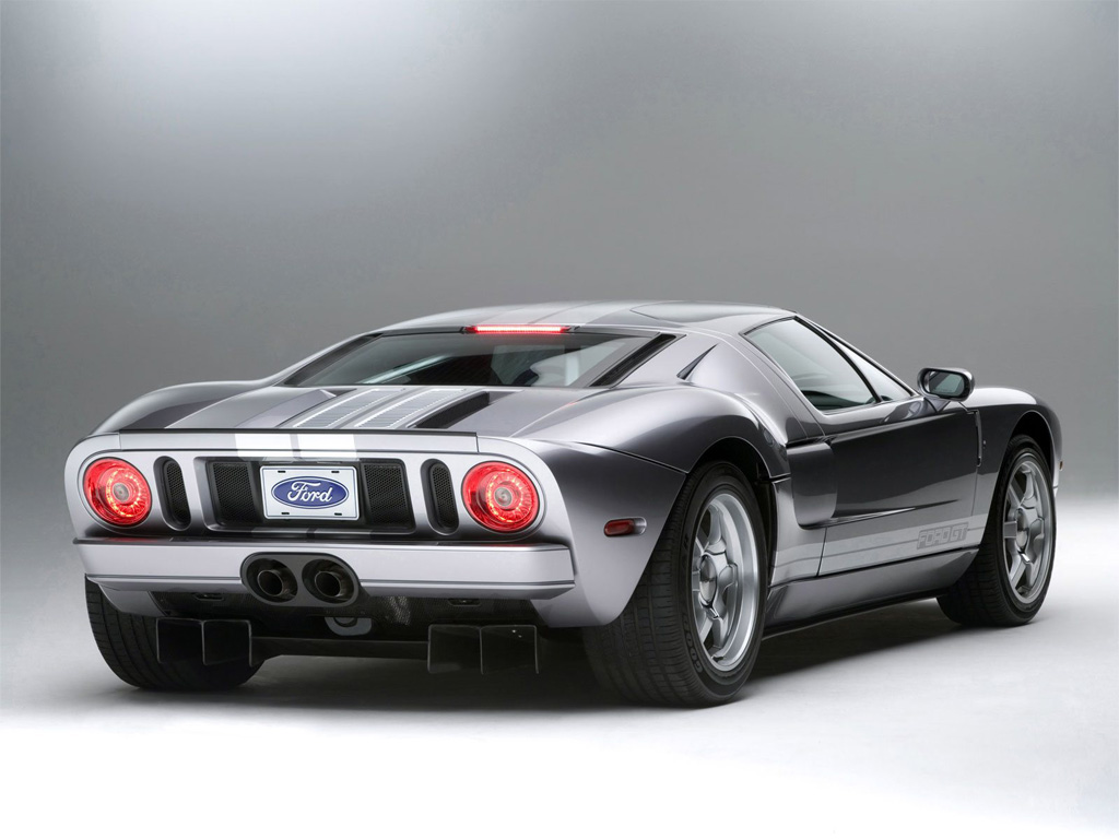 Ford GT photo 03