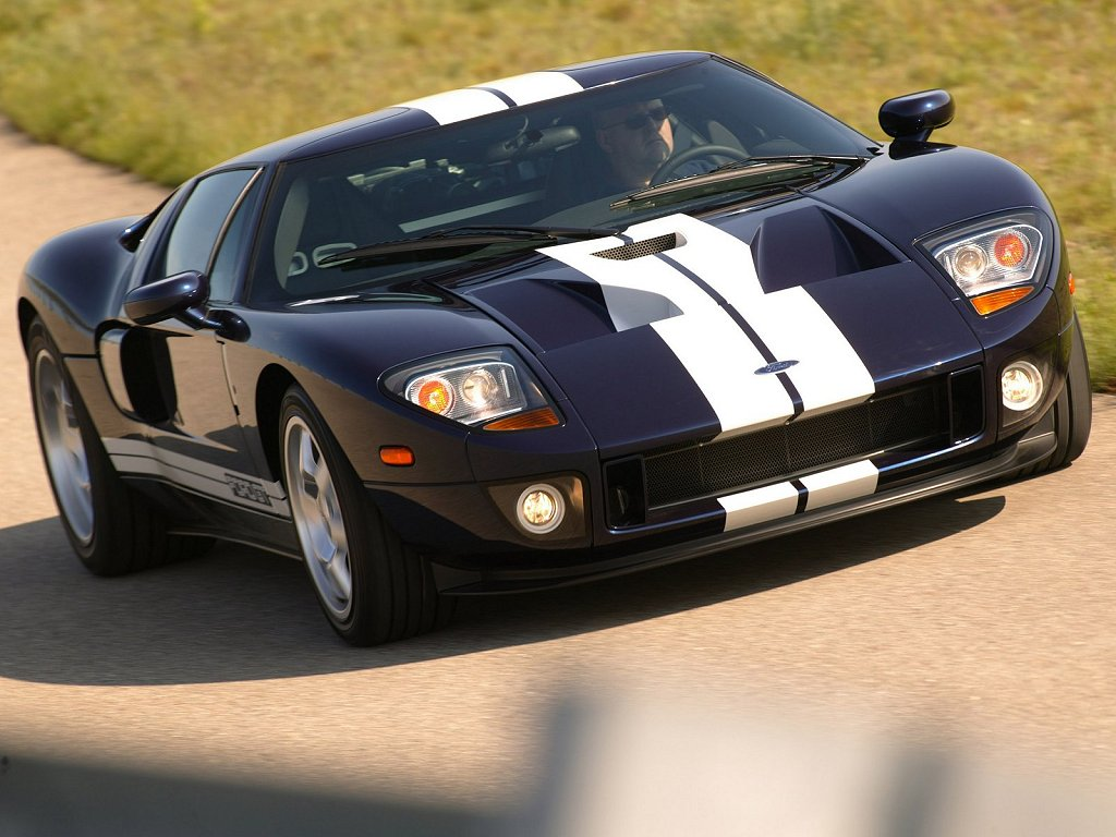 Ford GT photo 05