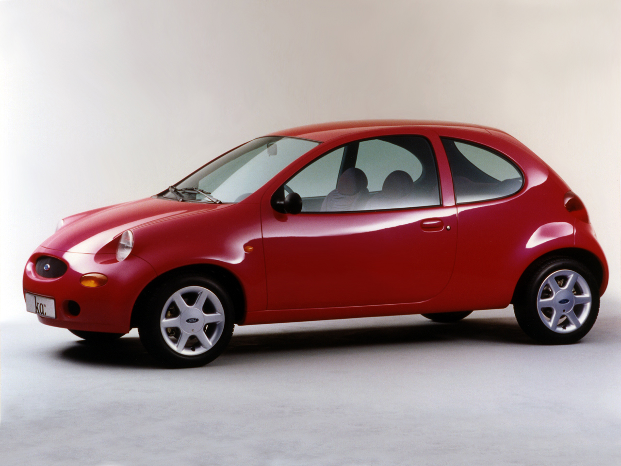 Ford Ka Concept Technical Details History Photos On Better Parts Ltd