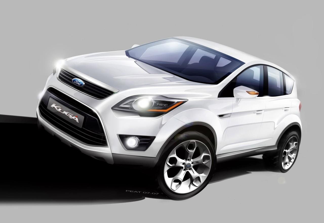 Ford kuga photo 06
