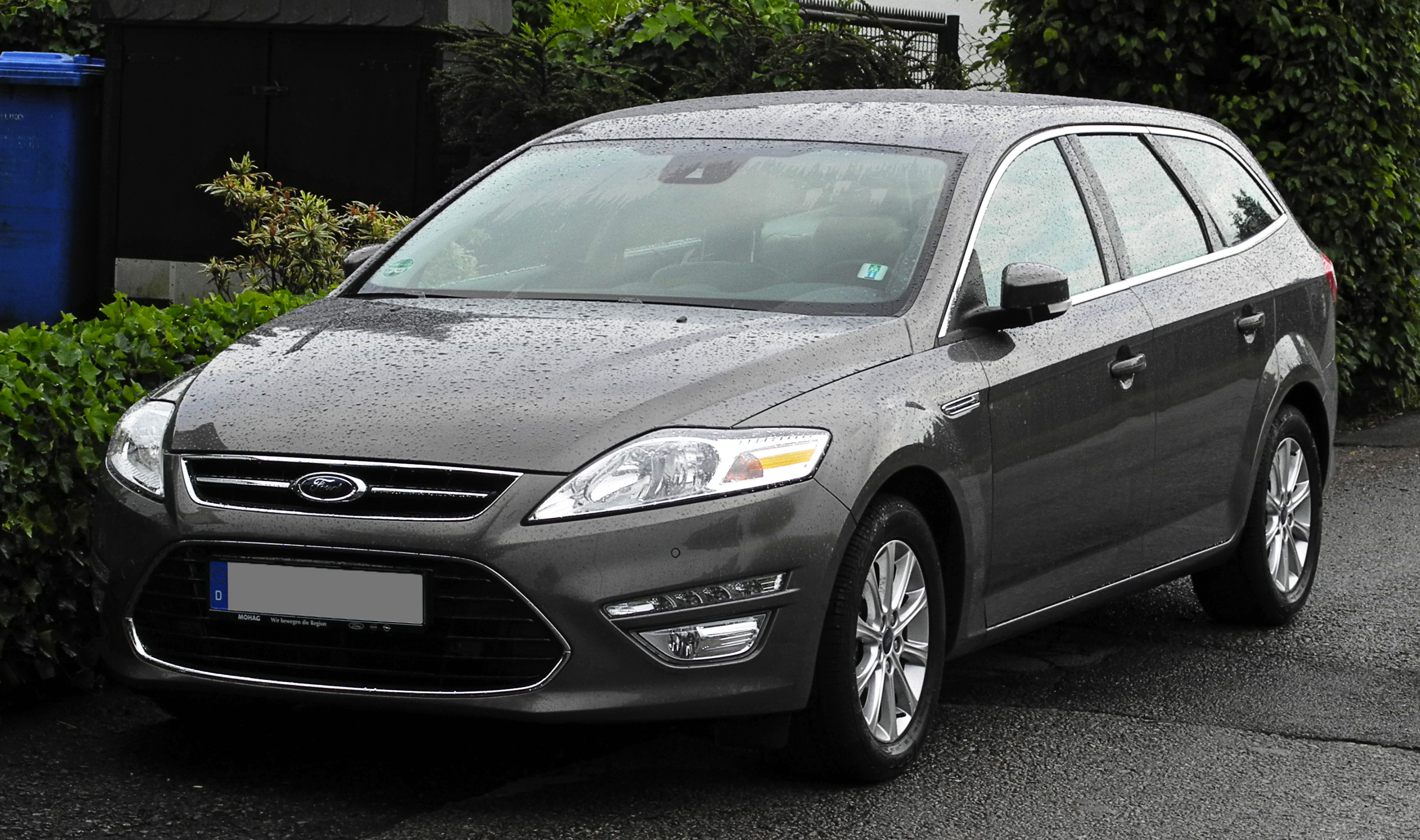 Ford mondeo 2 0 tdci photo 08