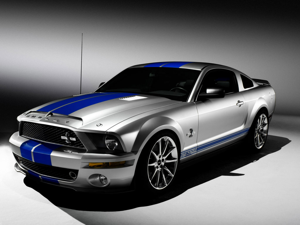 Ford Mustang photo 01