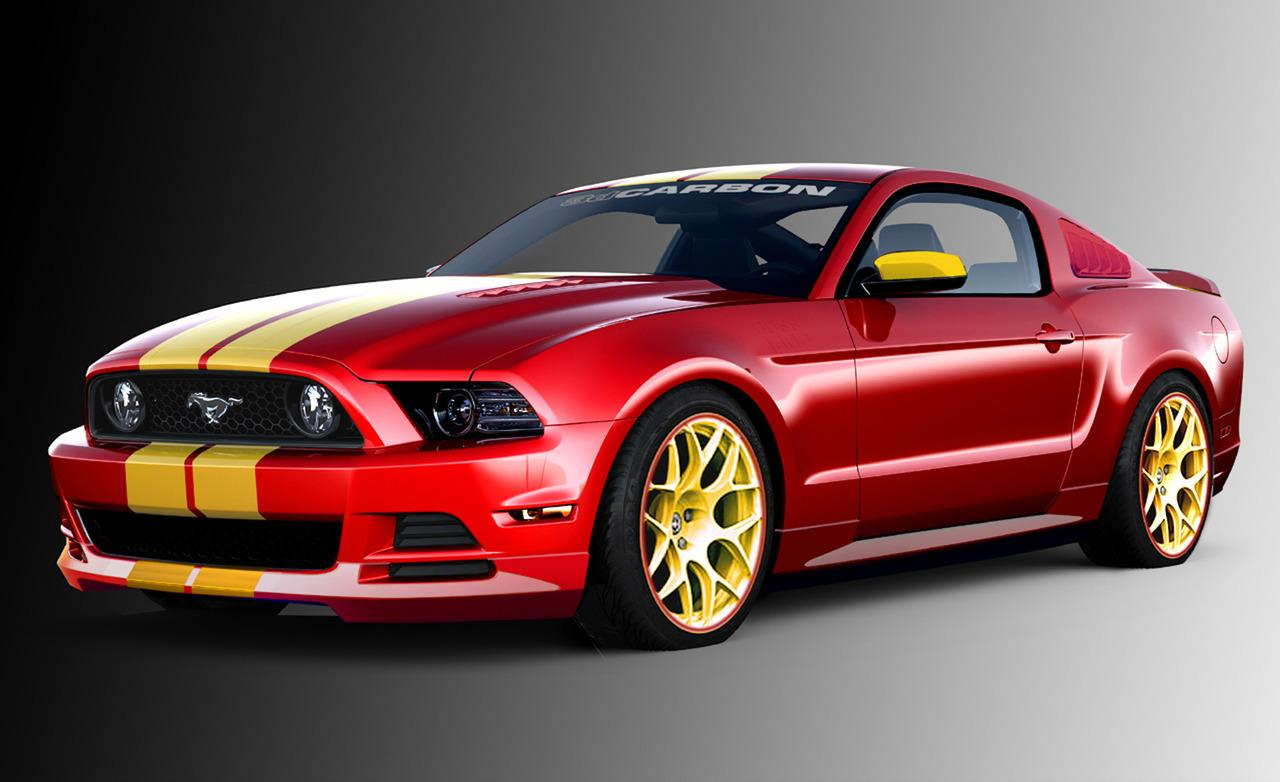 Ford Mustang photo 10