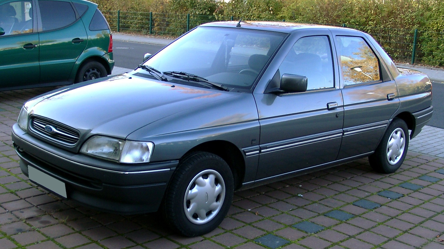 Ford Orion photo 01