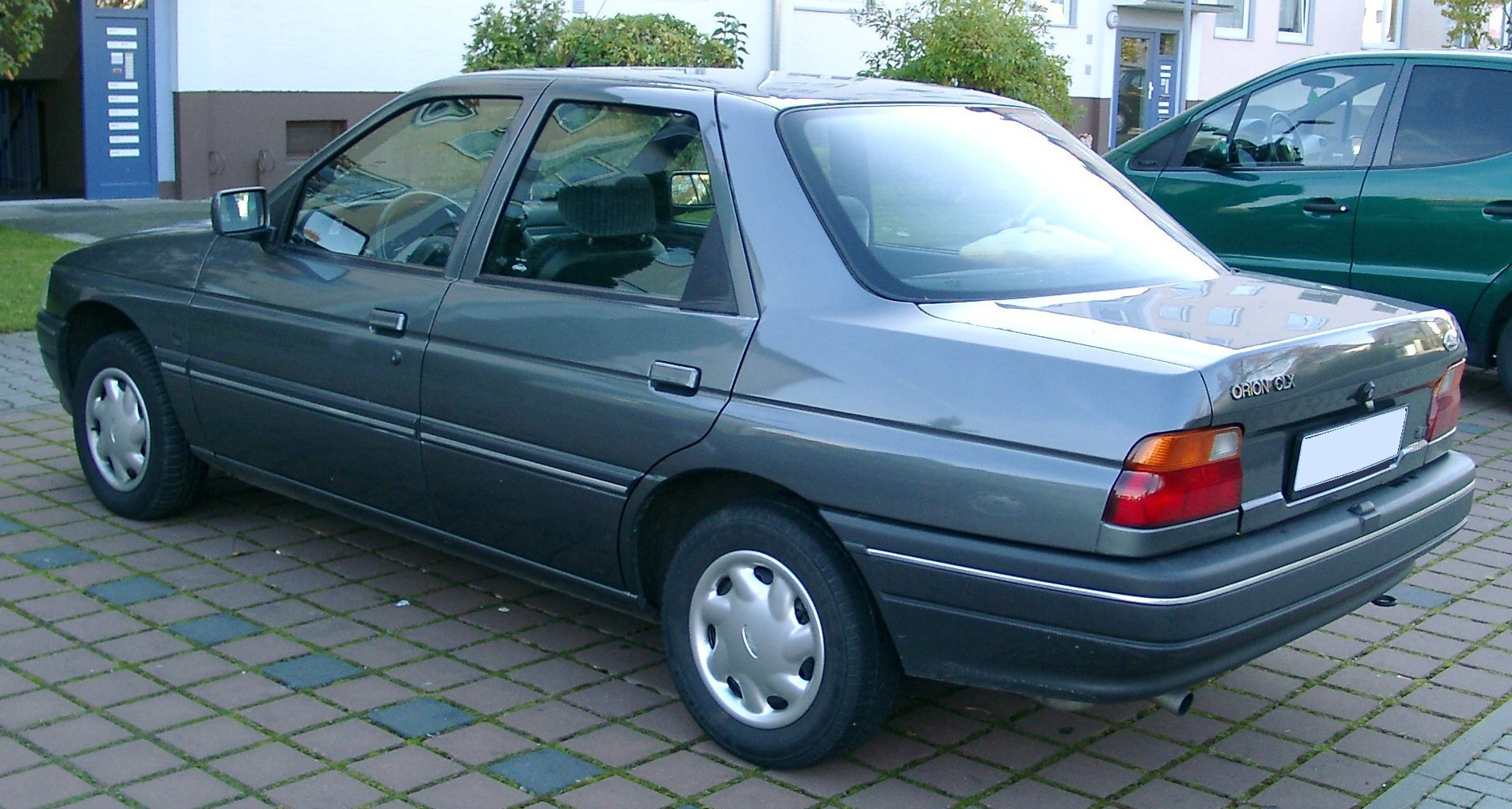 Ford Orion photo 02