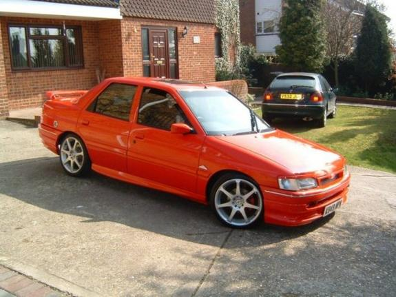 Ford Orion photo 03