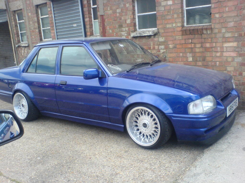 Ford Orion photo 04