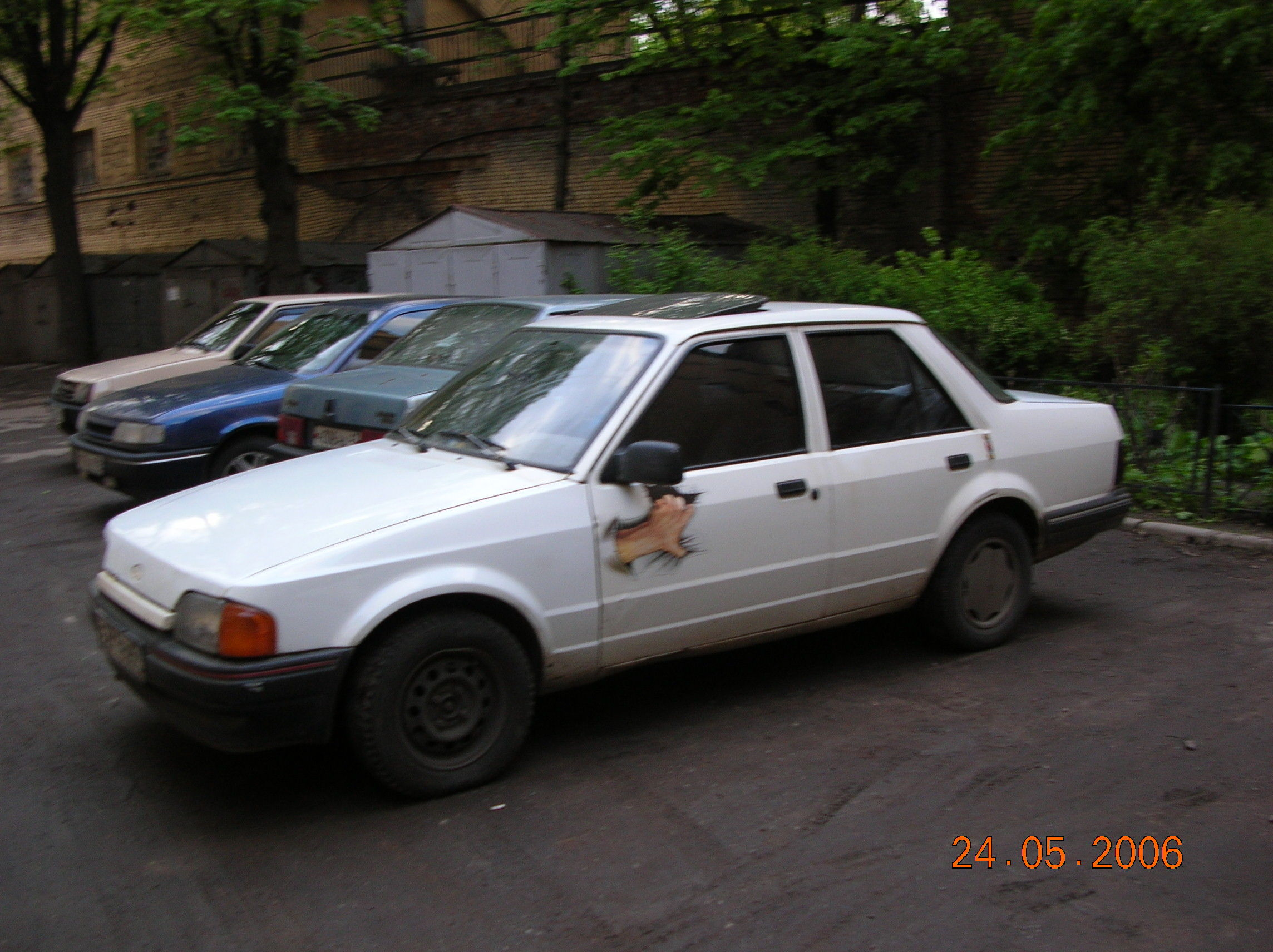 Ford Orion photo 05