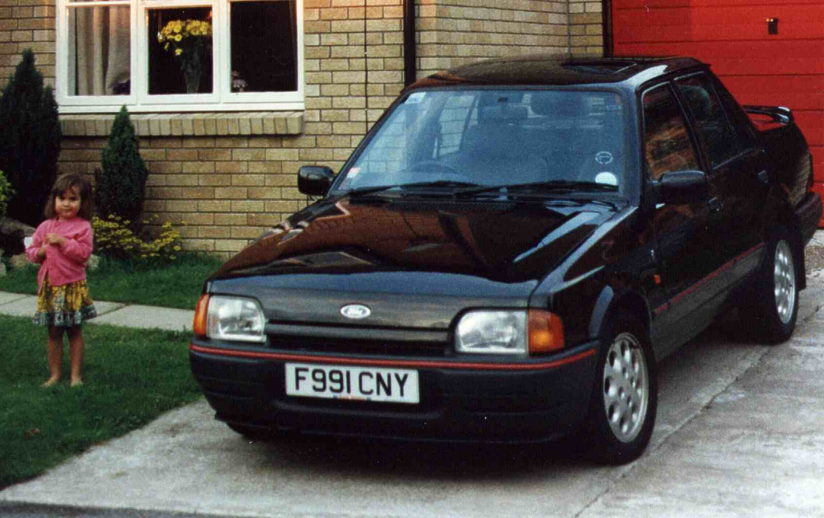 Ford Orion photo 06